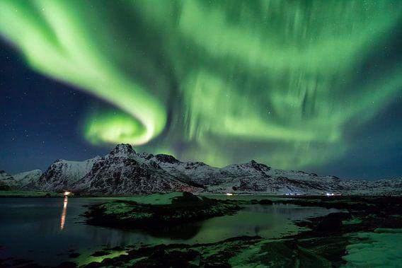 Aurora night