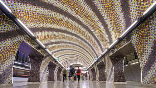 Going Underground von Scott McQuaide