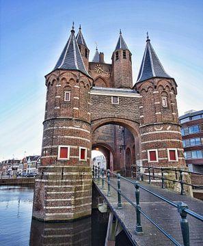Amsterdam Gate / Amsterdamse Poort van Eric Oudendijk