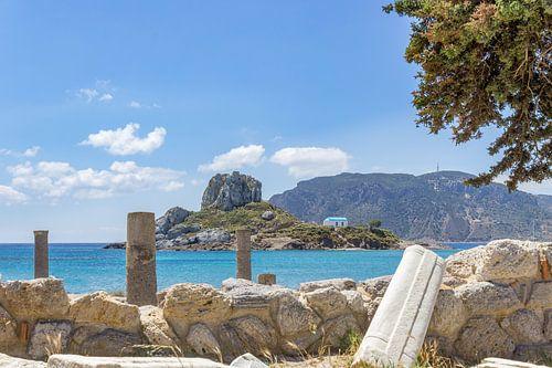 Kastri Island, Kos, Griekenland