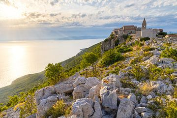 Lubenice op Cres, Kroatië van Jan Schuler