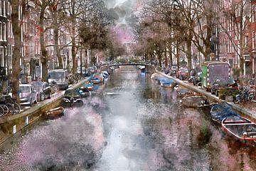 Amsterdamse Grachten van gea strucks