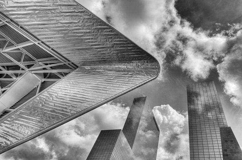 Nieuw Rotterdam Centraal van Esther Seijmonsbergen
