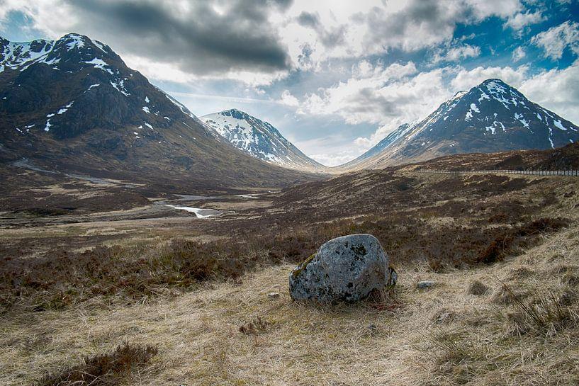 Schotland- Highlands van Chris Wagter