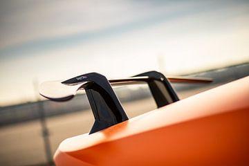Spoiler van Lamborghini Huracan Performante van Martijn Bravenboer