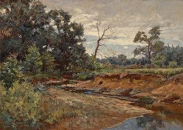 Charles Conner~Indianischer Wald (Auf der Wiese)