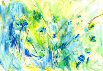Spring Art von Claudia Gründler