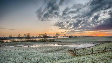 winterse maas von Jan Heijmans