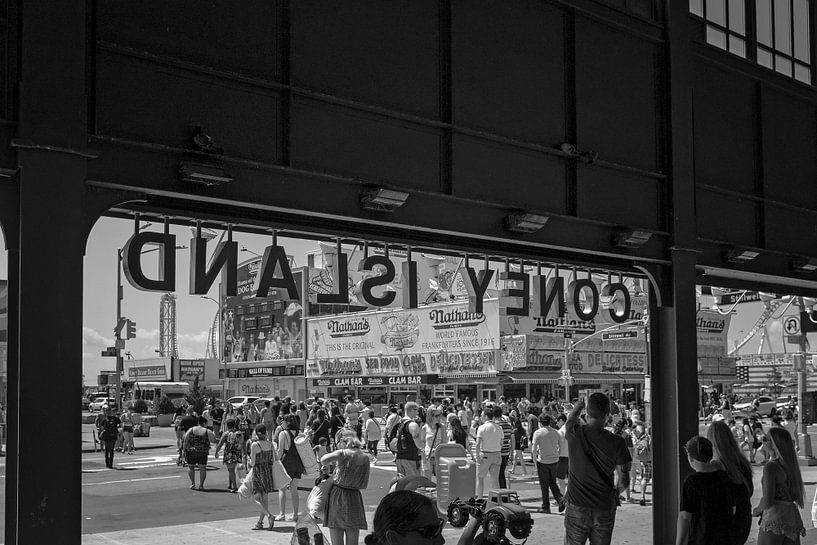 Coney Island van eric borghs