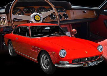 Ferrari 330 GT 2+2 - Series 2 van aRi F. Huber