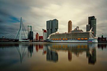 Harmony of the Seas ( Rotterdam )  von Cris Martinez