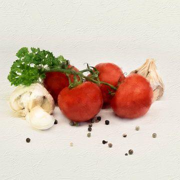Tomatoes von Andreas Wemmje