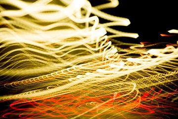Lights on the road 2 van Stoka Stolk