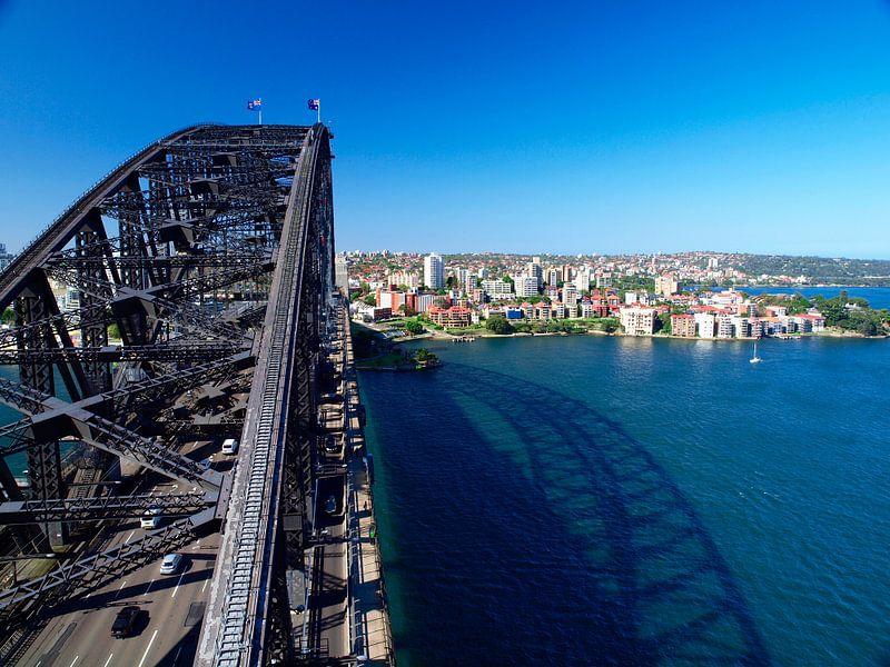 Sydney Harbour Bridge van Melanie Viola