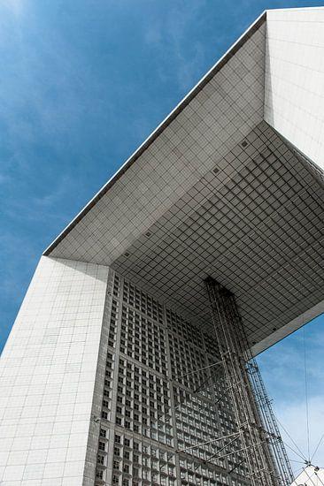 la Grande Arche de la Defense van Wim Slootweg