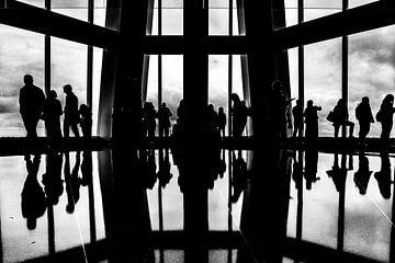 Ein World Trade Center ansehen von Sjoerd Tullenaar