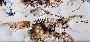 Acryl kunst 2003 von Rob Smit