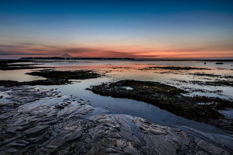 Zonsondergang Gili Air van Peter Vruggink