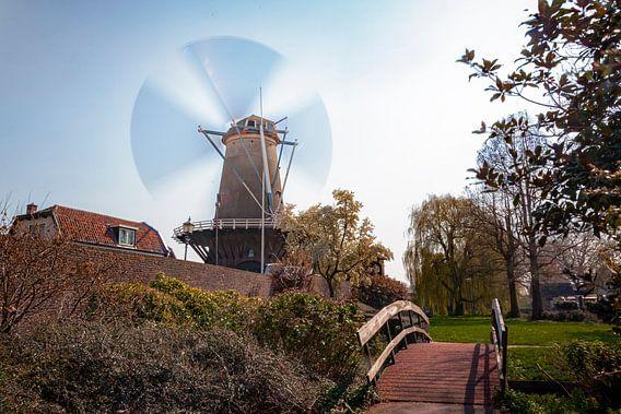 Ventilator over warm IJsselstein van Jan van der Knaap
