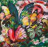 Vlindertjes van Carmen Eisele thumbnail