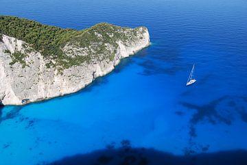 Greek bay van Victor Belou