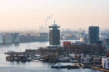 A'DAM toren in Amsterdam Noord von Renzo Gerritsen