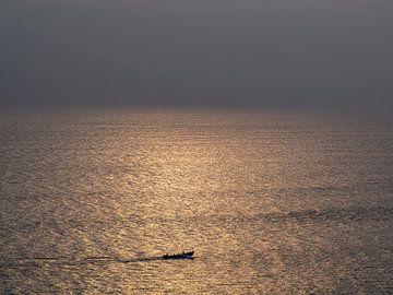 Op weg naar de oneindige oceaan van Rik Pijnenburg