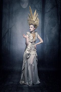Gouden Koningin sur Allard Kamermans