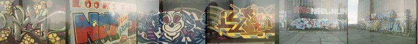 street art  van Ids Dijkstra
