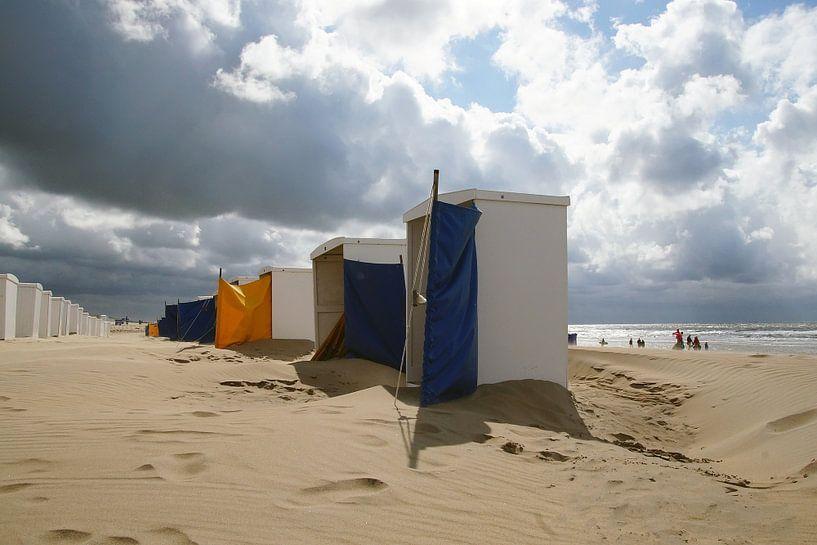 strand hokjes van Dirk van Egmond