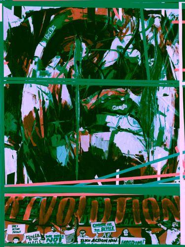 Revolution Kapitalismus Pop Art PUR