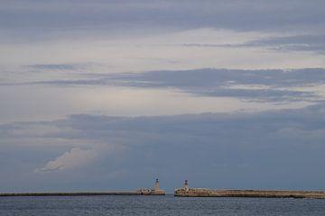 Vuurtorens / Lighthouses, Valletta, Malta van