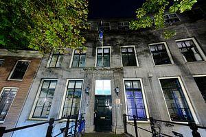 Hogeschool Schoevers aan de Kromme Nieuwegracht 3 in Utrecht