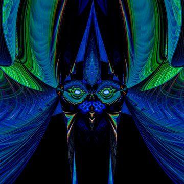 Fantasierijke abstracte twirlillustratie 131/17 van PICTURES MAKE MOMENTS