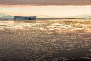 IJsstructuren Antarctica