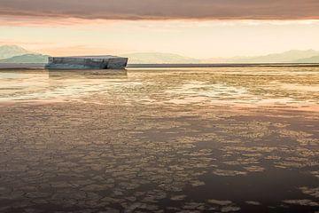 Eisstrukturen Antarktis von Eefke Smets