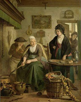 Der Bäcker, Adriaan de Lelie, um 1790 - um 1810