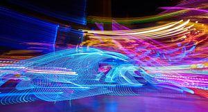 Neon Kermis van