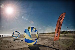 Dänemark mit Bol am Strand