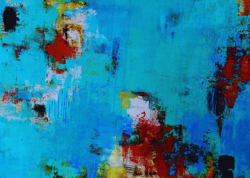 Bleu turquoise sur Claudia Neubauer