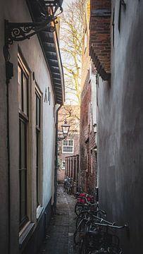 William Brewstersteeg Leiden van Dirk van Egmond
