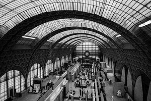 Musée d'Orsay van