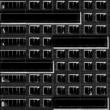 Fenster XV von Maurice Dawson