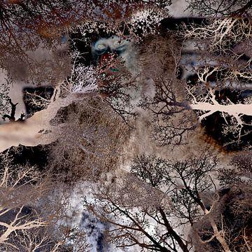 Life in a Bush of Ghosts van Silva Wischeropp