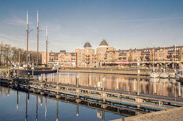 De Havenkom van Almere van Sven Wildschut