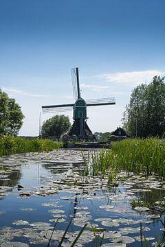 Hollandse windmolen von Lenslicht Fotografie