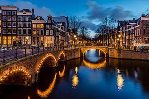 Amsterdam Keizersgracht Reguliersgracht van