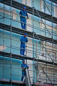 The Workers van Silco Saaman