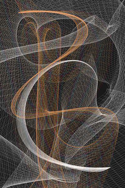 Geometria #CLVIII von Dietmar Meinhardt