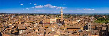Siena - Toscane von Teun Ruijters